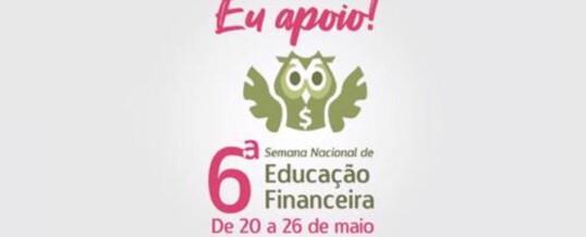A FACEPI apoia a Semana Nacional de Educação Financeira