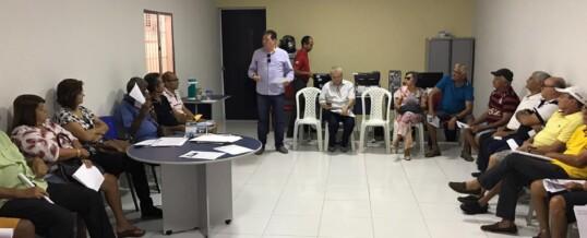 FACEPI faz visita aos assistidos na cidade de Parnaíba-PI