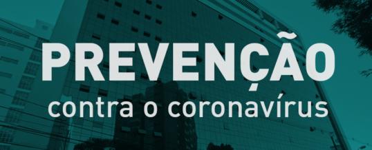 PARA EVITAR CORONAVÍRUS, FACEPI ADOTA EXPEDIENTE INTERNO